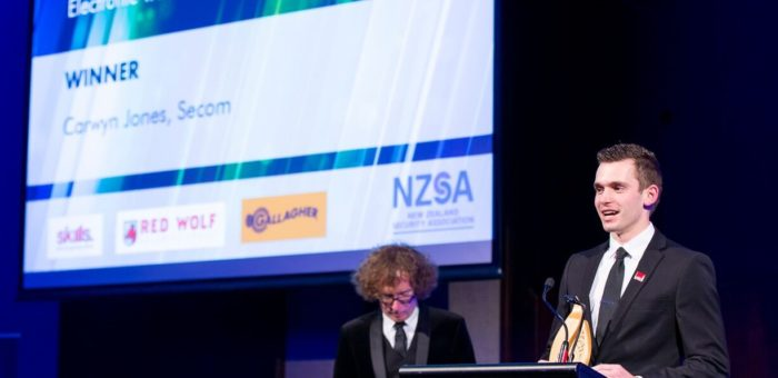 Success at NZSA Awards
